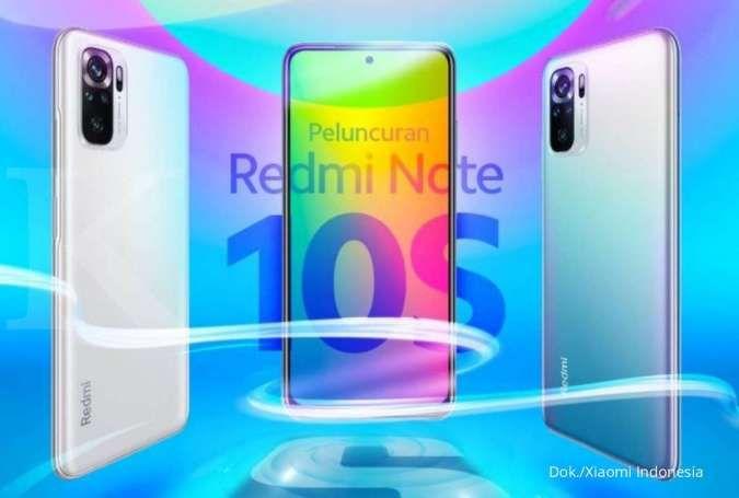 Meluncur 18 Mei, berikut spesifikasi dan perkiraan harga Redmi Note 10S di Indonesia