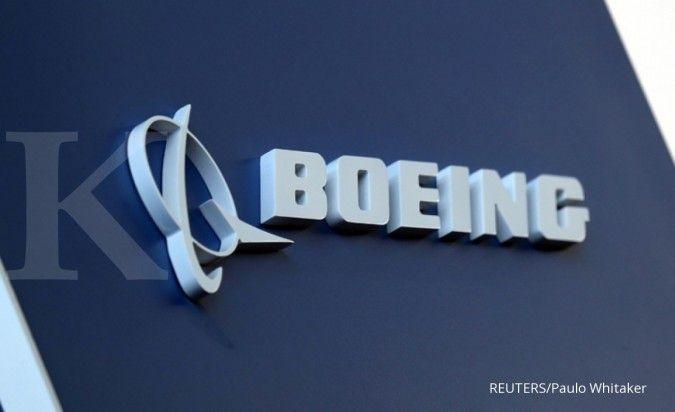 FAA mengusulkan denda terhadap Boeing sebesar US$ 19,7 juta terkait sensor pesawat