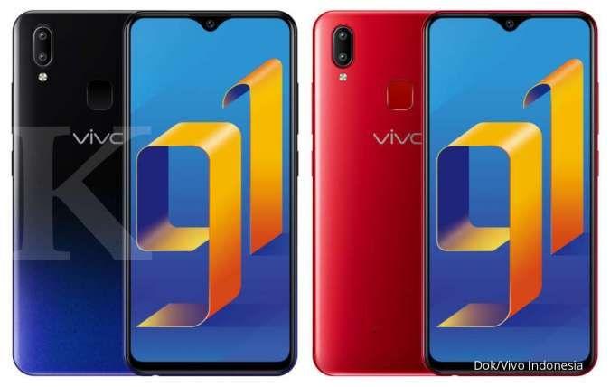 Berumur hampir 3 tahun tapi masih terus dicari, ini spesifikasi dan harga HP Vivo Y91