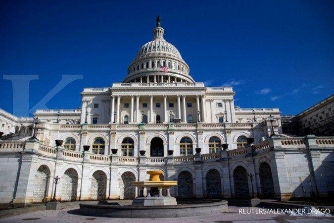 The U.S. Capitol, Kongres AS. REUTERS/Al Drago