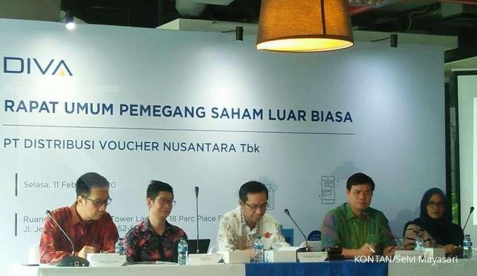 Ini strategi Distribusi Voucher Nusantara (DIVA) kerek pertumbuhan bisnis di 2021
