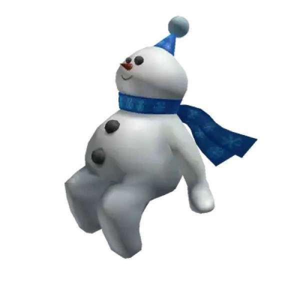 Snow Friend - Roblox