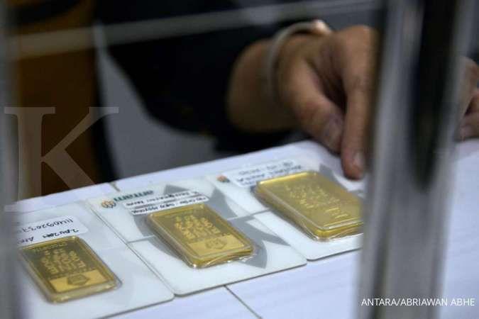 Turun Rp 9.000, harga emas Antam hari ini ada di Rp 942.000 per gram, Sabtu (28/11)