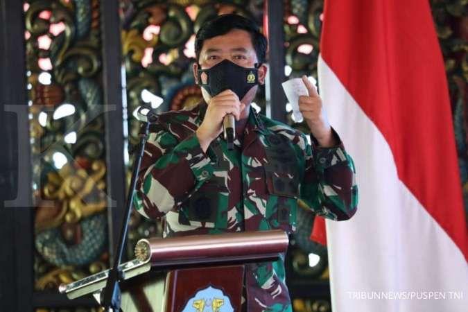 Soal pergantian Panglima TNI, Jokowi akan taati aturan