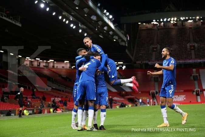 Brighton vs Everton: Momen The Toffees balik ke papan atas Liga Inggris