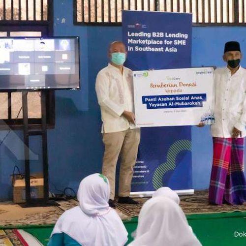 Investree Gaungkan TumbuhDenganBerkah melalui Capaian Investree Syariah dan Kerja Sama dengan Rekanan