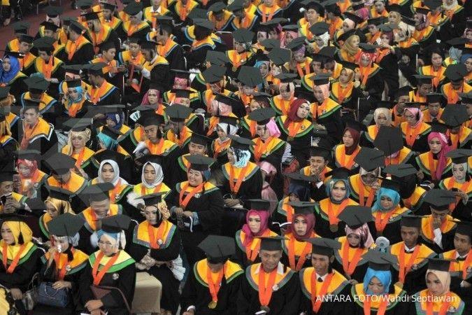 Berapa upah rata-rata lulusan sarjana di Indonesia?