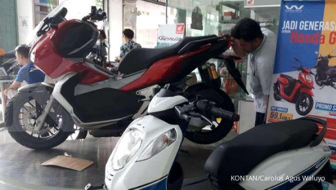 Ini harga motor bekas Honda Scoopy tahun muda, Rp 10 jutaan per Oktober 2021