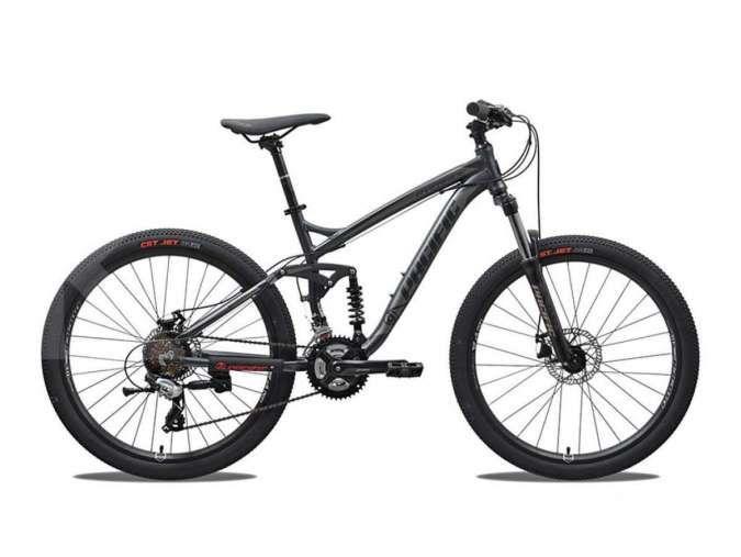 Paling murah untuk seri Override, ini dia harga sepeda gunung Pacific Override 3.0