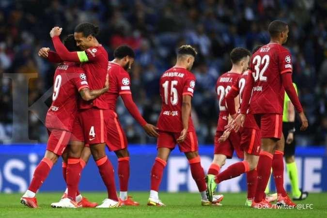 Jadwal Liga Inggris Liverpool vs Man City: The Citizens wajib bangkit lawan The Reds