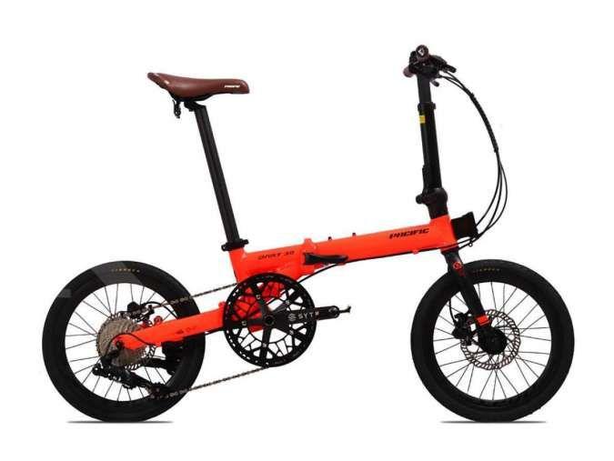 Idaman masyarakat, ini tipe dan harga sepeda lipat Pacific Dart termurah