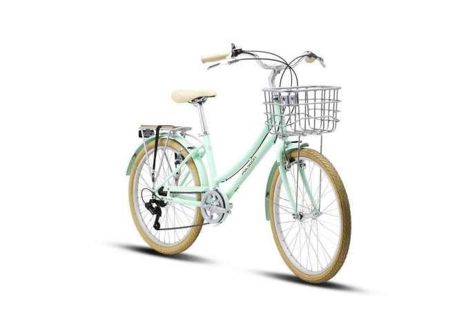 Harga sepeda wanita Polygon Claire24 terkini Rp 3 jutaan, punya style khas Eropa