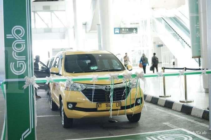 Bidik wisatawan, GrabCar Airport buka layanan di Bandara Ngurah Rai