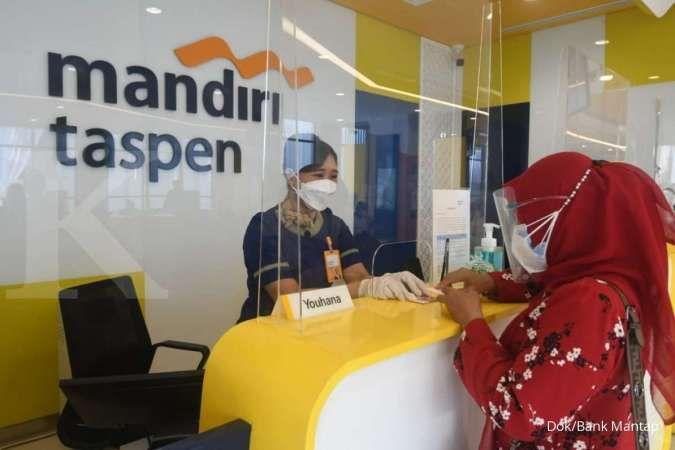 PT Bank Mandiri Taspen Pos (Bank Mantap)