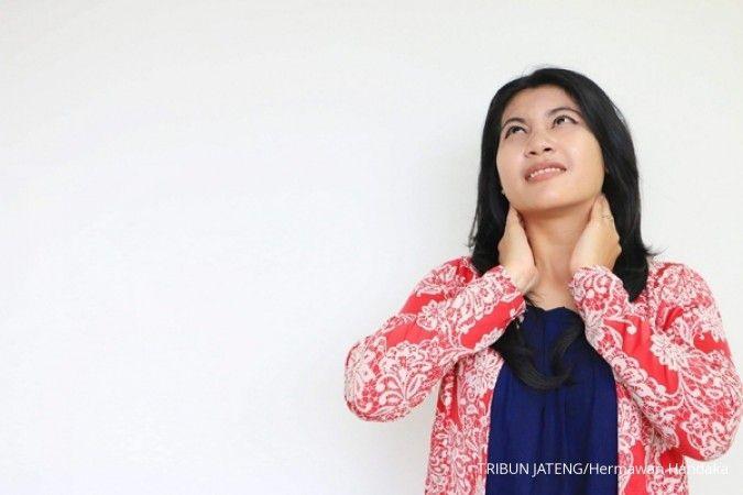 Ini penyebab dan cara mencegah sakit leher