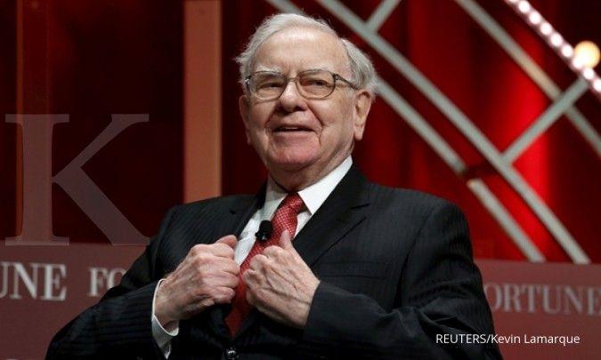 Sukses di banyak hal, ini resep rahasia yang dipakai Warren Buffett