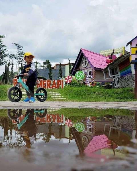 Liburan ke Yogyakarta, jangan lupa mampir ke Agrowisata Bhumi Merapi