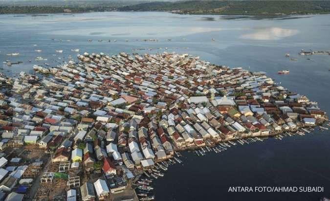 Keunikan Pulau Bungin, pulau terpadat di Indonesia