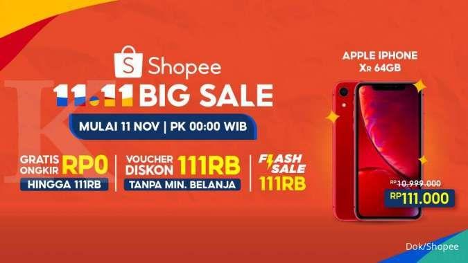 Shopee Hadirkan 11 Promo Meriah Untuk Penuhi Kebutuhan Akhir Tahun Pengguna Di Puncak Kampanye Shopee 11 11 Big Sale