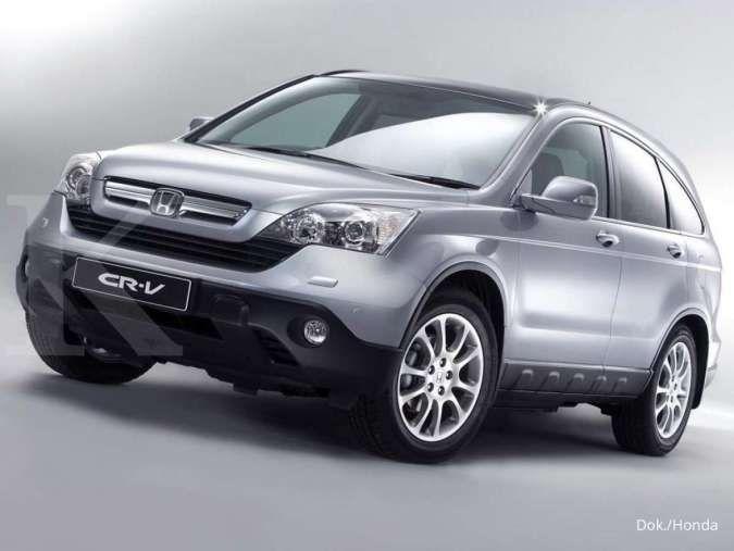 Harga mobil bekas Honda CR-V keluaran ketiga termurah Rp 100 juta per Juli 2021