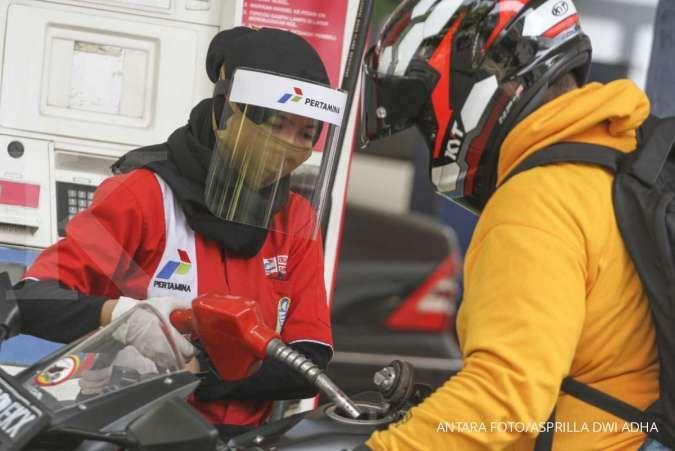 Pertamina siapkan tiga tahapan penghapusan bensin Premium dan Pertalite