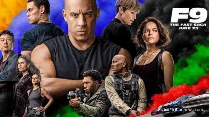 5 Film bioskop terlaris di dunia bulan Januari- Mei 2021 versi Mojo Box  Office
