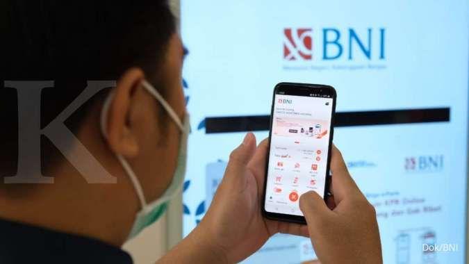 BNI catat 12.000 pembukaan rekening baru via mobile banking per bulan