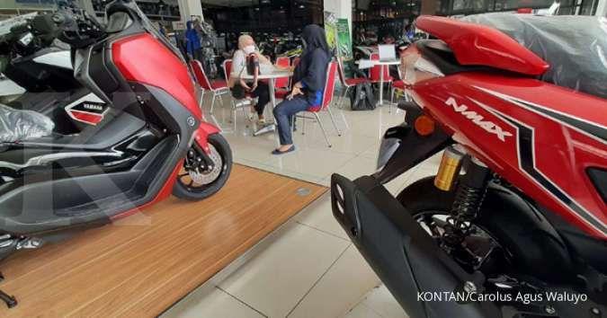 Makin murah per September 2021, tengok harga motor bekas Yamaha Nmax rilisan 2019