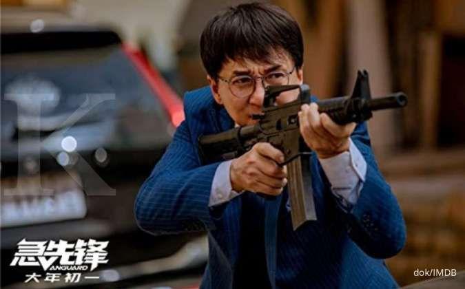 Ini film yang tayang di bioskop CGV dan XXI weekend ini (20-21 Februari 2021)