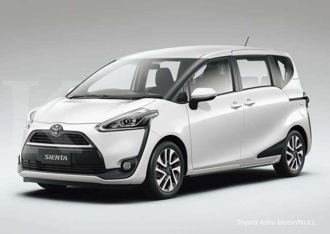 Harga mobil bekas Toyota Sienta kian bersahabat, mulai Rp 140 juta per April 2021