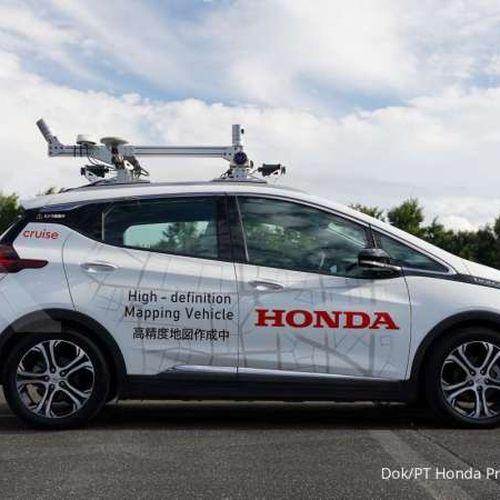 Honda Akan Memulai Program Pengujian Menuju Peluncuran Bisnis Layanan Mobilitas Kendaraan Otonom di Jepang
