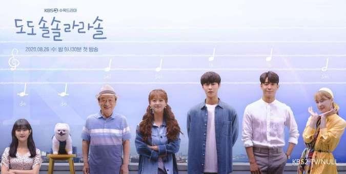 Drakor terbaru Lee Jae Wook raih rating tertingginya, ini rating Tale of Nine Tailed