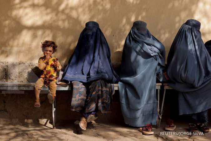 G20 setujui bantuan untuk cegah krisis kemanusiaan di Afghanistan