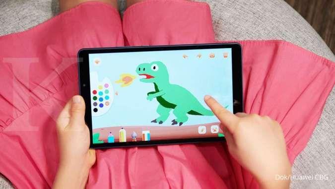 Huawei meluncurkan tablet seharga 1 jutaan, begini spesifikasinya