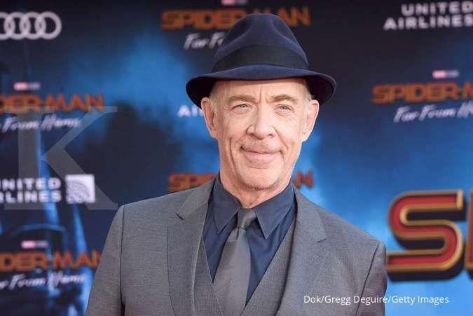 J.K. Simmons kabarnya akan tampil lagi di film terbaru Marvel, gabung Spider-Man 3?