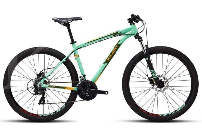 Sepeda gunung Polygon handal, tangguh, nan trendy penasaran harganya? Cek di sini