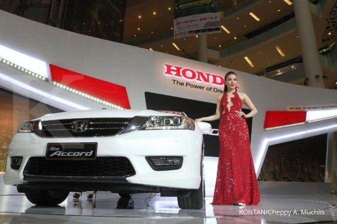 Mau Honda CRV atau Accord murah? Ikut lelang mobil dinas ini, mulai Rp 59 jutaan
