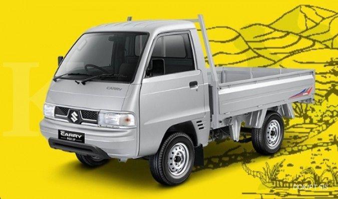Harga mobil bekas Pick Up Suzuki Carry