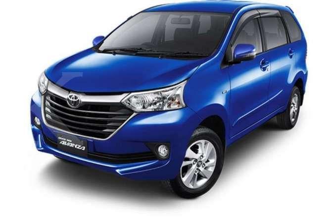 Harga mobil bekas Toyota Avanza tahun muda kini mulai Rp 110 jutaan saja