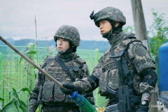 Drakor Search di OCN, salah satu drama Korea rating tertinggi di minggu pertama November 2020.