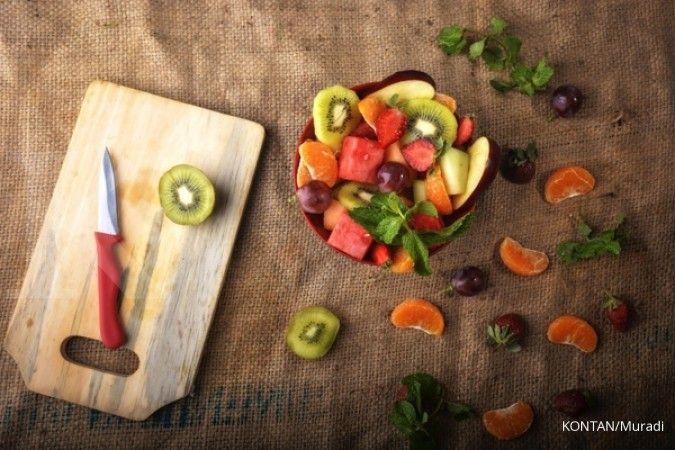 Mengonsumsi makanan berserat bisa jadi cara membersihkan pembuluh darah.