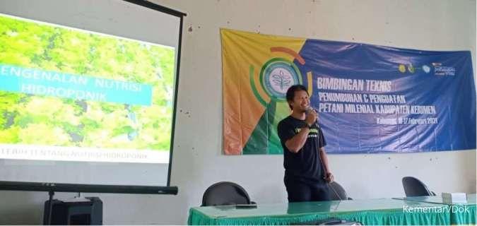 Tingkatkan kompetensi petani milenial, Polbangtan Yoma selenggarakan bimtek