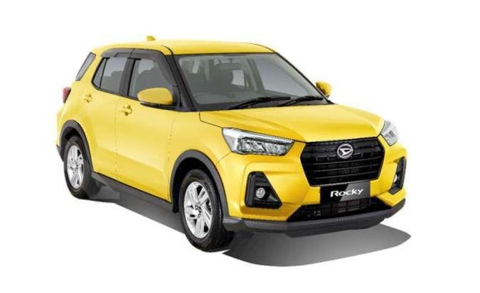 Varian baru Daihatsu Rocky dengan mesin 1.2L resmi meluncur