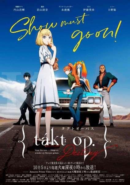 Anime Takt Op. Destiny