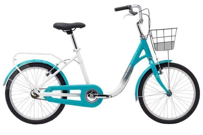Sepeda wanita Polygon Coastal20