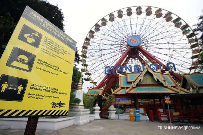 Catat! Sabtu ini Taman Impian Jaya Ancol ditutup, ada penyemprotan disinfektan