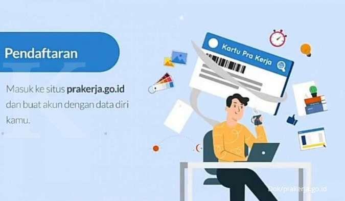 Klik Prakerja.go.id, pendaftaran Kartu Prakerja gelombang 20 dibuka, berikut caranya