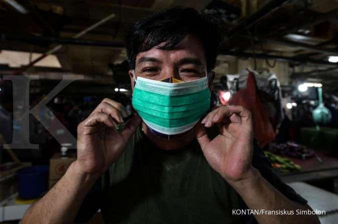 UPDATE Corona Indonesia, Kamis (18/2): Tambah 9.039 kasus baru, hindari kerumunan