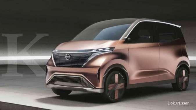 Gebrak pasar, Nissan dan Mitsubishi bakal luncurkan mobil listrik murah