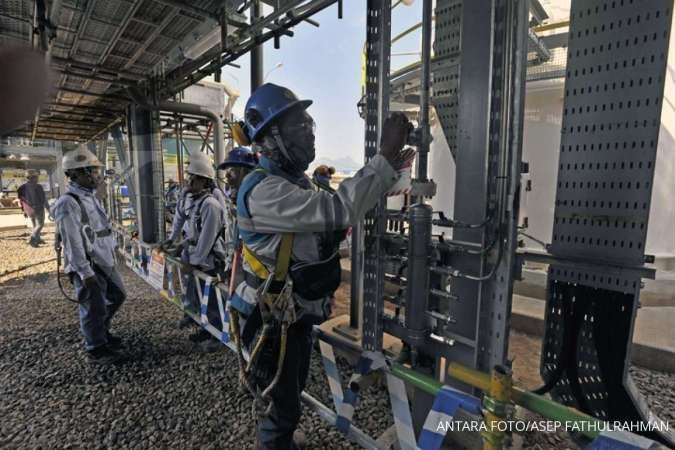 Chandra Asri Petrochemical (TPIA) bakal terbitkan obligasi senilai Rp 600 miliar